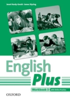 ENGLISH PLUS 3: WORKBOOK WITH MULTI-ROM AND ONLINE PRACTICE