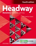 NEW HEADWAY 4TH EDITION ELEMENTARY WORKBOOK AND ICHECKER WITH KEY