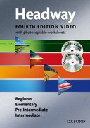 NEW HEADWAY 4TH EDITION VIDEO AND WORKSHEETS PACK