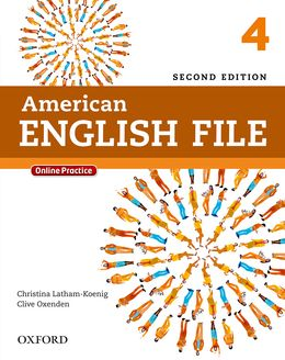AMERICAN ENGLISH FILE 4 STUDENT BOOK PACK (2ND EDITION)
