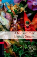 OBWL3 - A MIDSUMMER NIGHTS DREAM AUDIO CD PACK