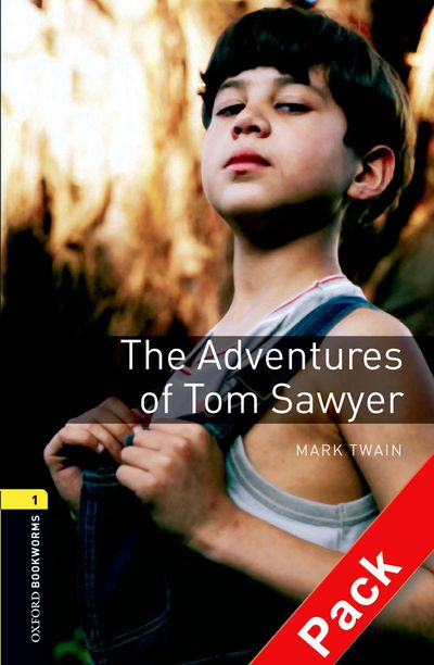 OBW1 - THE ADVENTURES OF TOM SAWYER AUDIO CD PACK
