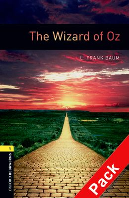 OBWL1 - THE WIZARD OF OZ AUDIO CD PACK