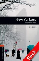 OBWL 3E LEVEL 2 NEW YORKERS - SHORT STORIES AUDIO CD PACK (AMERICAN ENGLISH)