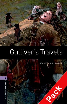 OBWL 3E LEVEL 4 - GULLIVER'S TRAVELS AUDIO CD PACK