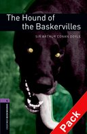 OBWL 3E LEVEL 4 - THE HOUND OF THE BASKERVILLES AUDIO CD PACK
