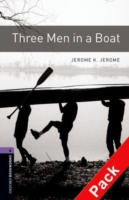 OBWL4 -  THREE MEN IN A BOAT AUDIO CD PACK