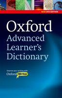 OXFORD ADVANCED LEARNER'S DICTIONARY 8TH EDITION & CD-ROM