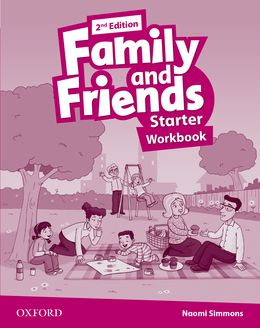 FAMILY & FRIENDS STARTER (2ND EDITION) WORKBOOK