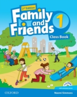 FAMILY & FRIENDS 1 (2ND EDITION) CLASS BOOK PACK