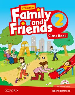 FAMILY & FRIENDS 2 (2ND EDITION) CLASS BOOK PACK