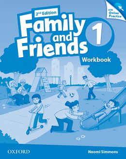 FAMILY & FRIENDS 1 (2ND EDITION) WORKBOOK & ONLINE PRACTICE PACK