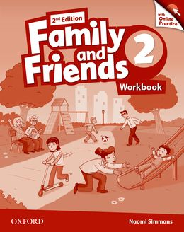 FAMILY & FRIENDS 2 (2ND EDITION) WORKBOOK & ONLINE PRACTICE PACK