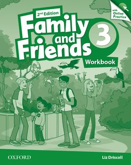 FAMILY & FRIENDS 3 (2ND EDITION) WORKBOOK & ONLINE PRACTICE PACK