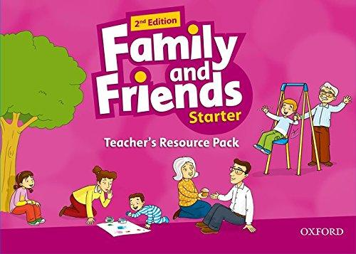 FAMILY & FRIENDS STARTER (2ND EDITION) TEACHER'S RESOURCE PACK