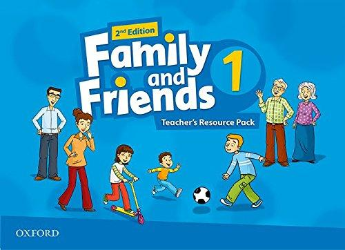 FAMILY & FRIENDS 1 (2ND EDITION) TEACHER'S RESOURCE PACK