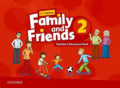 FAMILY & FRIENDS 2 (2ND EDITION) TEACHER'S RESOURCE PACK
