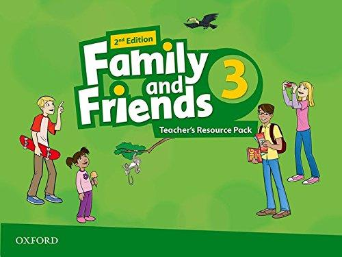FAMILY & FRIENDS 3 (2ND EDITION) TEACHER'S RESOURCE PACK