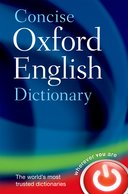 CONCISE OXFORD DICTIONARY 12TH EDITION