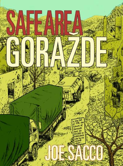 SAFE AREA GORAZDE : THE WAR IN EASTERN BOSNIA 1992-95