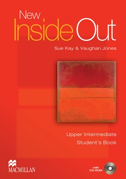 NEW INSIDE OUT UPPER-INTERMEDIATE STUDENT'S BOOK  +  CD ROM
