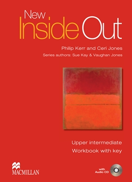 NEW INSIDE OUT UPPER-INTERMEDIATE WORKBOOK (WITH KEY)  +  AUDIO CD PACK