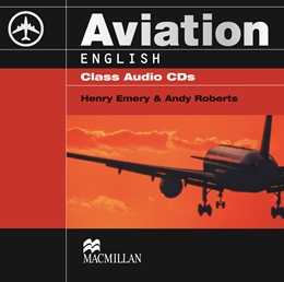 AVIATION ENGLISH CLASS AUDIO CD (2)
