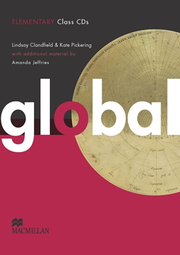 GLOBAL ELEMENTARY CLASS AUDIO CD (3)