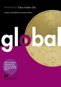 GLOBAL ADVANCED CLASS AUDIO CD (3)