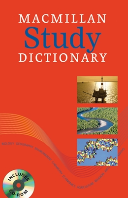 MACMILLAN STUDY DICTIONARY WITH CD ROM