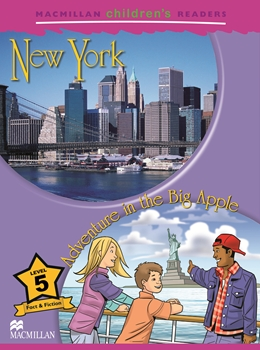 NEW YORK/ ADVENTURE IN THE BIG APPLE (LEVEL 5)