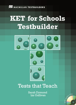 KET FOR SCHOOLS TESTBUILDER STUDENT'S BOOK & CD PACK