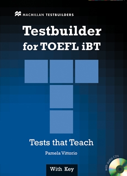 TESTBUILDER FOR TOEFL IBT WITH AUDIO CDS