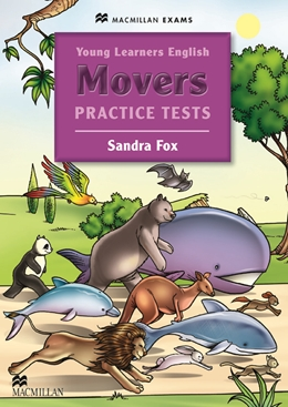 YOUNG LEARNERS PRACTICE TESTS MOVERS STUDENT'S BOOK & CD PACK