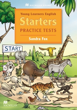 YOUNG LEARNERS PRACTICE TESTS STARTERS STUDENT'S BOOK & CD PACK