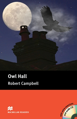 MR4 - OWL HALL + CD