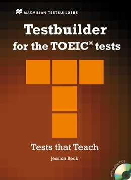 TOEIC TESTBUILDER STUDENT'S BOOK & CD PACK