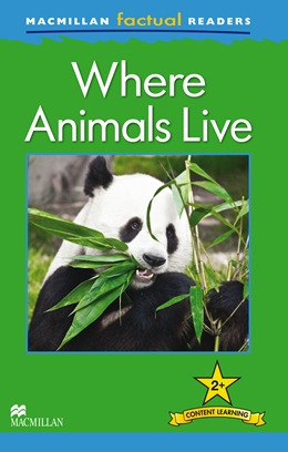 WHERE ANIMALS LIVE (LEVEL 2+)