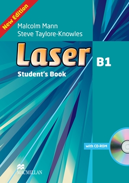 LASER 3RD EDITION B1 STUDENT'S BOOK & CD ROM PACK