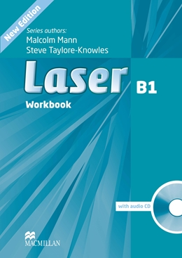 LASER 3RD EDITION B1 WORKBOOK -KEY & CD PACK