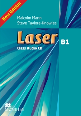 LASER 3RD EDITION B1 CLASS AUDIO CD X2