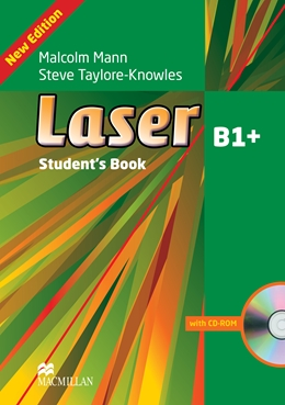 LASER 3RD EDITION B1+ STUDENT'S BOOK & CD ROM PACK