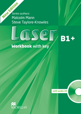 LASER 3RD EDITION B1+ WORKBOOK +KEY & CD PACK