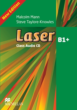 LASER 3RD EDITION B1+ CLASS AUDIO CD X2