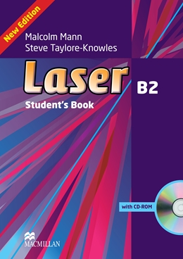 LASER 3RD EDITION B2 STUDENT'S BOOK & CD ROM PACK