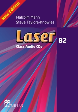 LASER 3RD EDITION B2 CLASS AUDIO CD X2