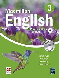 MACMILLAN ENGLISH 3 PRACTICE BOOK  +  CD ROM PACK