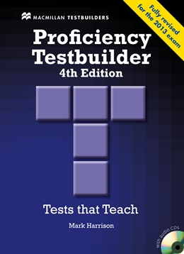 NEW PROFICIENCY TESTBUIDER 4TH EDITION STUDENT BOOK WITHOUT KEY PACK