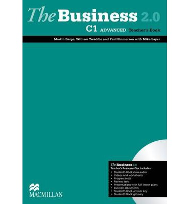 THE BUSINESS 2.0 ADVANCED C1 TEACHER'S BOOK PACK