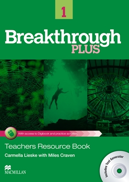 BREAKTHROUGH PLUS 1 TEACHER'S BOOK PACK